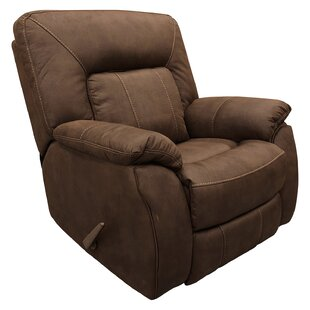 Montauk Manual Glider Recliner by Winston Porter New