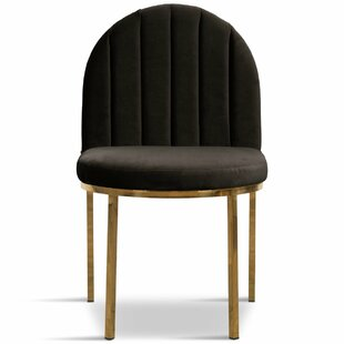 Upholstered Dining Chair by ModShop Wonderful
