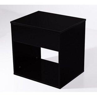 Purchase Massey Bedside 1 Drawer Nightstand by Orren Ellis