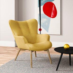 Jolene Lounge Chair By Hykkon