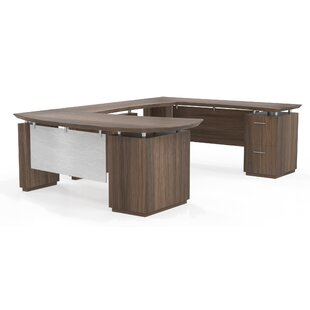 Order Sterling U-Shape Executive Desk By Mayline Group