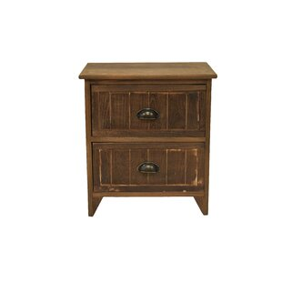 Brecht 2 Drawer Chest by Foundry Select