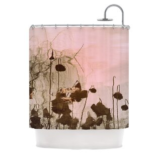 Lotus Dream Single Shower Curtain