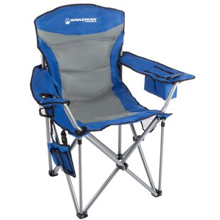 Heavy Duty Folding Camping Chair by Newton Supply