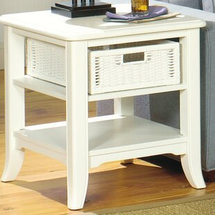 Kentmere End Table With Storag..