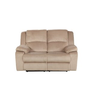 Haddam Reclining Loveseat by Red Barrel Studio