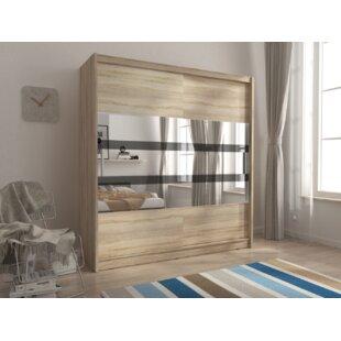 Maggio V 2 Door Sliding Wardrobe By Selsey Living