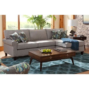 Hyde Chaise Sectional by Darby Home Co