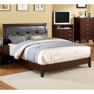 Carrier Upholstered Platform Bed
