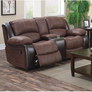 Online Reviews Ballyrashane Reclining Loveseat by Winston Porter Reviews (2019) & Buyer's Guide