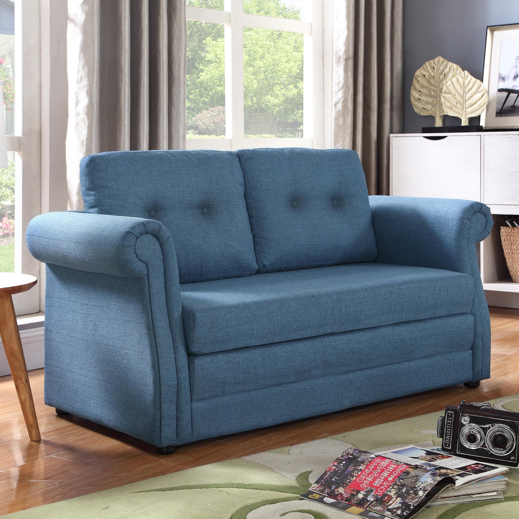 Container Sleeper Sofa U0026 Reviews | Wayfair