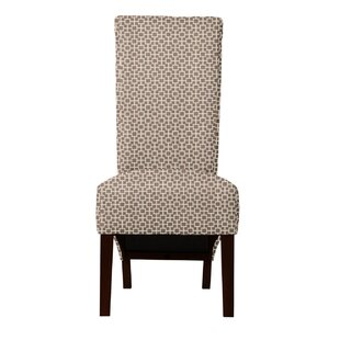 Langley Street Ramon Geometric Parsons Chair (Set of 2)