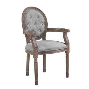 Ophelia & Co. Vibbert Vintage French Upholstered Dining Chair