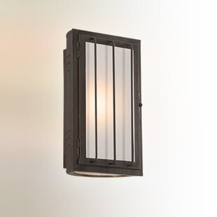 Nero 1-Light Outdoor Flush Mount by 17 St..