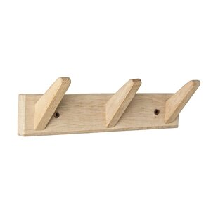 Graham Wall Mounted Coat Rack By Gracie Oaks