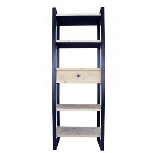 Jeffersonville 5 Shelf 1 Drawer Etagere Bookcase