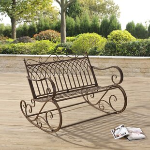 Roxanne Rocking Bench By Sol 72 Outdoor