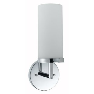 Mia 1-Light Bath Sconce by Ebe..