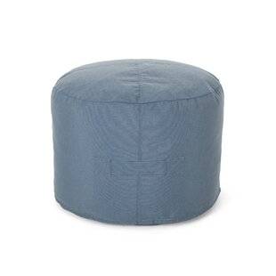 Pierre Outdoor Ottoman with Cushion by Bay Isle Home