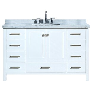 Utley Modern 55 Single Bathroom Vanity Set by Andover Mills