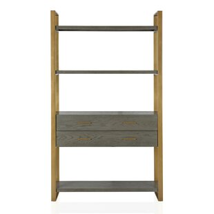 Alfie Metal Etagere Bookcase by CosmoLiving by Cosmopolitan