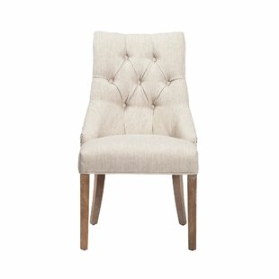 Watchet Upholstered Dining Chair (Set of 2) Gracie Oaks