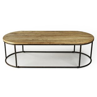 Rustique Frame Coffee Table By Zentique