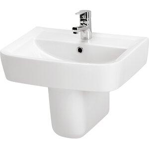 Belfry Bathroom 60 cm Halber Sockel Waschbecken ..