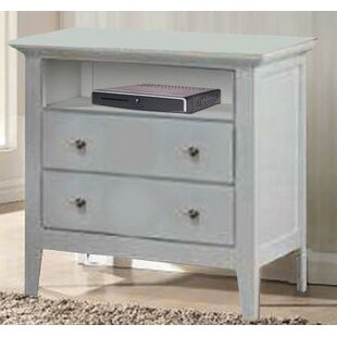 Taube 2 Drawer Media Chest By Andover Mills