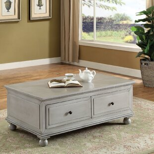 Cremont Coffee Table by Darby Home Co Great price