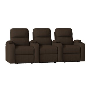 Octane Seating Edge XL800 Home Theater Lounger (Row of 3)
