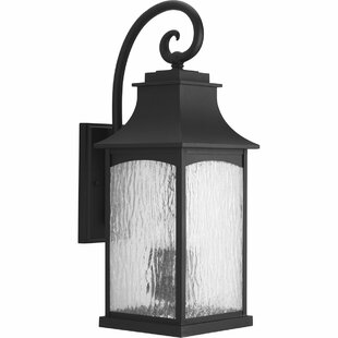 Price comparison De Witt 3-Light Outdoor Wall Lantern By Darby Home Co