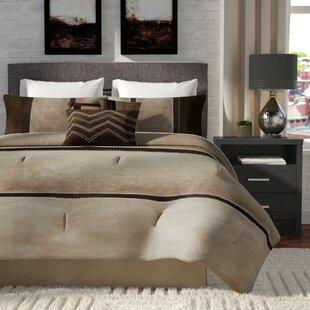 Zipcode Design Wes 7 Piece Reversible Comforter Set