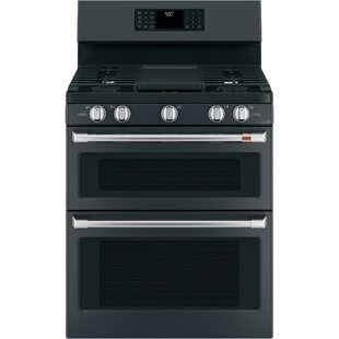 30 Free-Standing Gas Range with Griddle By Café™