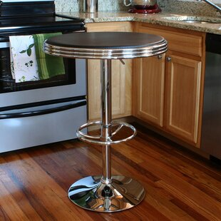 Ebern Designs Herkimer Adjustable Pub Table