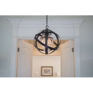 Frint and Walt 1-Light Pendant by Williston Forge