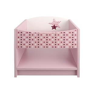 Gerth Bedside Table By Zoomie Kids