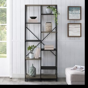 Bowman 68 Multi-Level Etagere Bookcase by Williston Forge