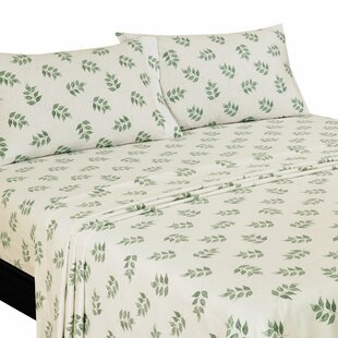Willshire Hill Floral 100% Cotton Sheet Set