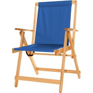 Blue Ridge Chair Works Highlands Folding Beach Chair