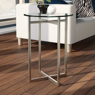Aayden End Table by Wade Logan Spacial Price