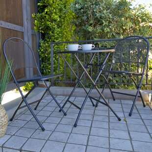 Claremonte 3 Piece Bistro Set by Royal Ga..