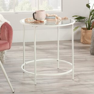 Inexpensive Lou End Table by Ebern Designs