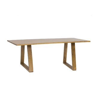 Aaru Dining Table By Gracie Oaks