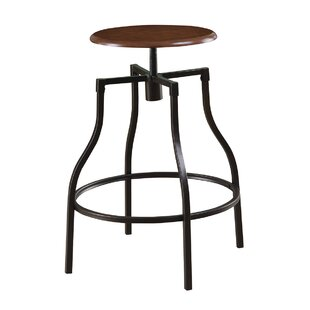 Ostrander Adjustable Height Bar Stool by ..