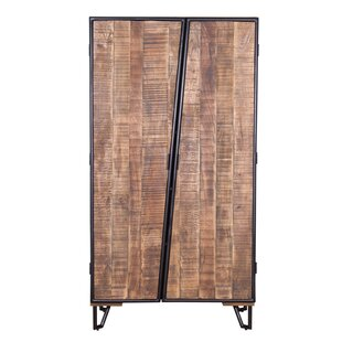 Check Prices Bickford Bedroom Mixed Wood Armoire (Set of 3) By Foundry Select