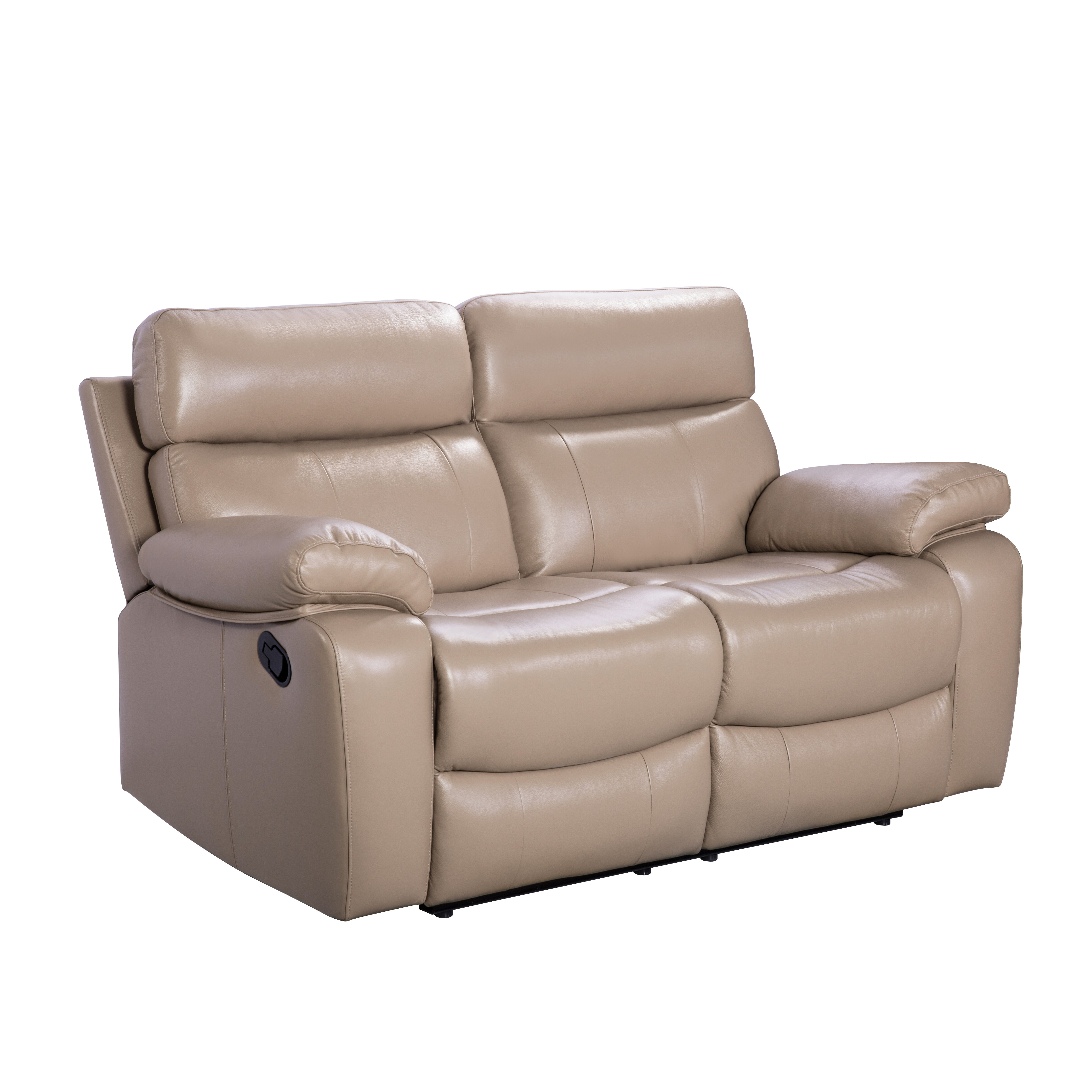 Wondrous Mellor Leather Reclining Loveseat Ocoug Best Dining Table And Chair Ideas Images Ocougorg