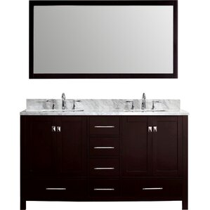 Wood Vanities For Bathrooms wood vanities you'll love | wayfair