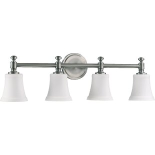 Quorum Opal 4-Light Vanity Light