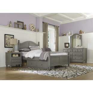 Nickelsville Full Panel Bed with Storage